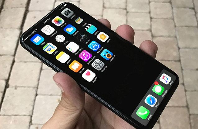 """""""iPhone 8""""lə bağlı yeni məlumat"""